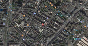 Google-Map: Bismarckstraße