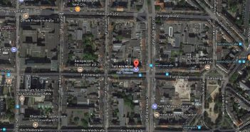 Google-Map: Tat's Asia Markt am Fürstenwall