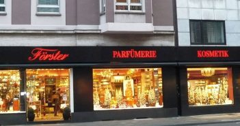 Empfohlen: Die Parfümerie Förster auf der Oststraße