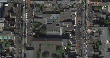 Google-Maps: Kirchfeldstraße