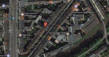 Google-Map: Hildebrandtstraße