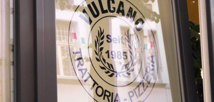 Trattoria und Pizzeria Vulcano seit 1985