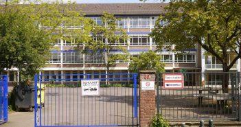 Meine Volksschule an der Kirchfeldstraße