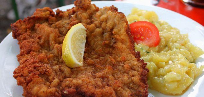 RdW: Echtes Wiener Schnitzel (Foto: Wikimedia)
