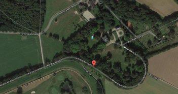 Google-Map: Schloss Roland am Wackerzapf