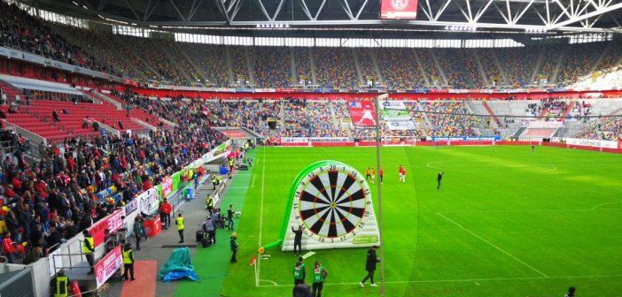 F95 vs Heidenheim 2:2 - so doof wie das Halbzeitspiel