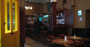 Cafè Knülle an der Oberbilker Allee - unverändert schön