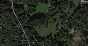Google-Map: Wildpark im Grafenberger Wald