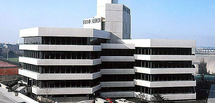 Das ehemalige Rank-Xerox-Gebäude am Seestern