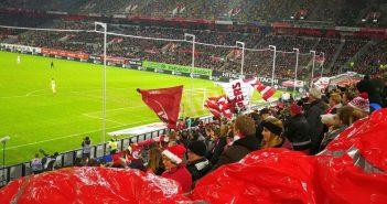 F95 vs Nürnberg - Nach der Choreo ist vor der Choreo