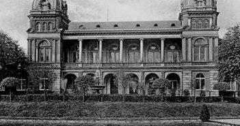 So prächtig war das Konzertgebäude im Floragarten, das 1912 abgerissen wurde (Bild: Wikimedia)