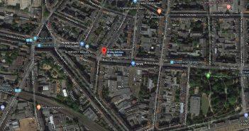 Google-Map: Onur Esen an der Bilker Allee