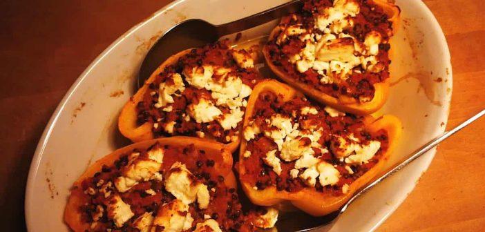 RdW: Gefillte Paprika mal anders