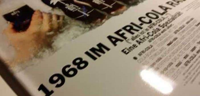 Charles Wilp: Alles ist in Afri Cola...
