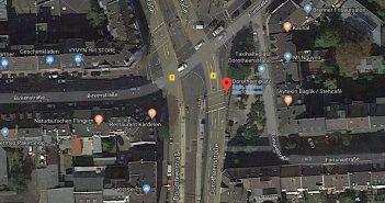 Google-Map: Dorotheenplatz
