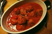 RdW: Meatballs un Tomatensoße