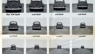 Michael Schirner für VW: Und läuft und läuft...