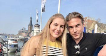 Simone und Michael Küffner von der Weissen Flotte Düsseldorf
