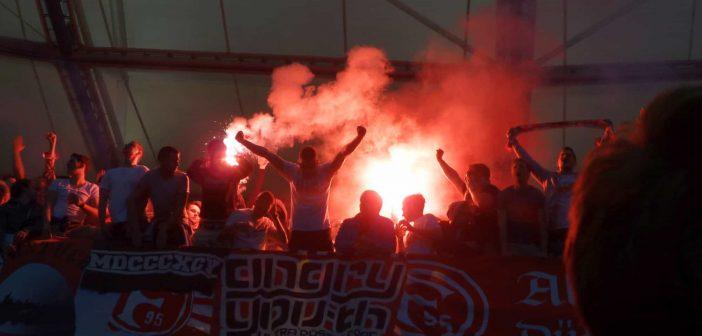 Relegation 2012 - Hertha vs F95 1:2