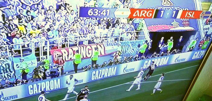WM 2018: Argentinien, Island und die Fortuna