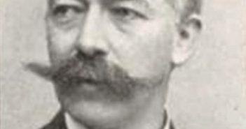 Oberbürgermeister Wilhelm Marx (1851 - 1924)
