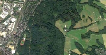 Google-Map: Aaper Wald