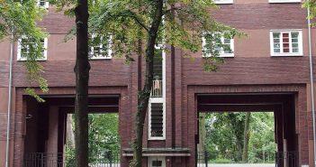 Der Eulerhof in Flingern - auf einem Grundstück, das einst Joseph Euler gehörte