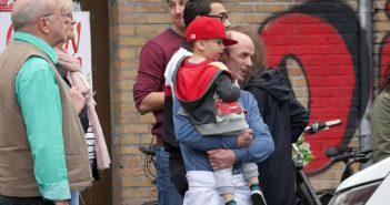 Gino und sein Enkel (Mai 2017)