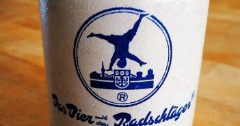 """Düssel Alt - das war mal """"Das Bier mit dem Radschläger"""""""
