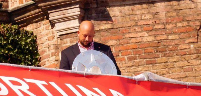 André Scheidt: Der Stadionsprecher und die Meisterschaftsfelge