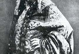 Louise Dumont im Kostüm ca. 1910