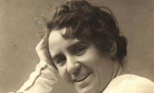 Louise Dumont im Jahr 1902 (Foto: d:kult)