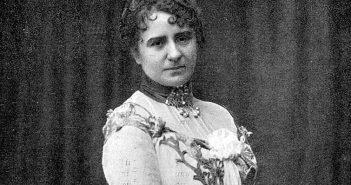 Louise Dumont um die Jahrhundertwende (Foto: Deutschlandfunk)