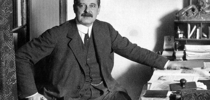 Peter Behrens, der Lattenpitter (ca. 1913 - Foto: Wikimedia)