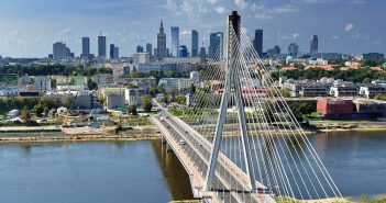 Das moderne Warschau (Foto: iha holidays)