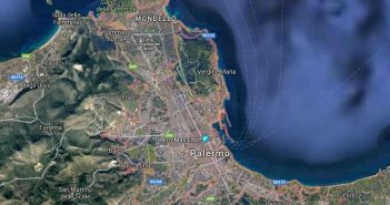 Google-Map: Palermo