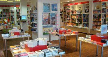 Gar nicht klein: Schulz & Schultz bringt nicht nur Bücher, sondern auch Kulturveranstaltungen ins Stadtviertel Grafenberg