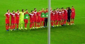 F95 vs Hertha: So seh'n Sieger aus