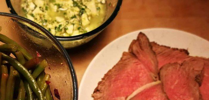 Echte Remoulade - ein Muss zum kalten Roastbeef