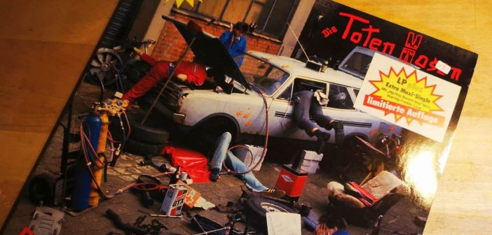 Die Toten Hosen - immer noch ne Art Opel-Gang