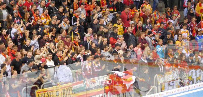 DEG vs Ingolstadt: Die Ultras-Ecke (Symbolfoto)