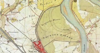 Die Landgemeinde Neuss 1805 - näher an Neuss als an Düsseldorf