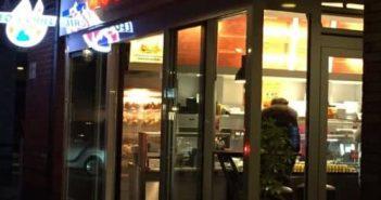 Sehr holländisch - Leo's Grill an der Martinstraße in Unterbilk