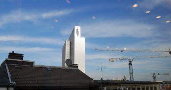 Perspektive: Phoenix-Dreischeibenhaus