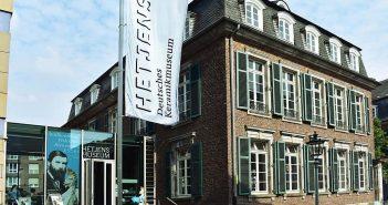 Das Hetjens Deutsches Keramikmuseum im Palais Nesselrode