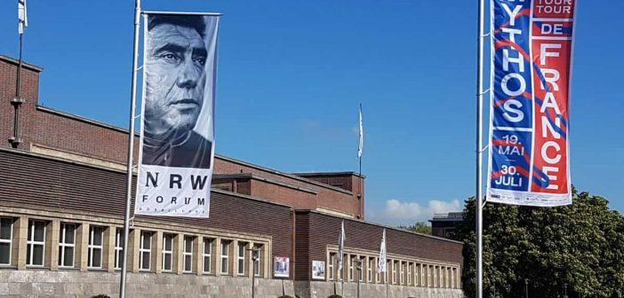 Das NRW Forum im Ehrenhof - mehr Pop als alles andere