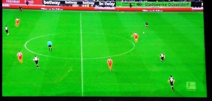 F95 vs Stuttgart - Irgendwo im Nirgendwo