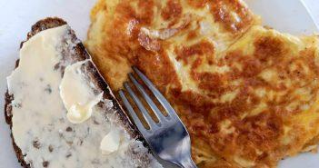 RdW: Frühstücksomelette à la Aida