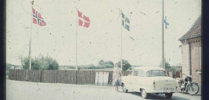 1958: An der Grenze