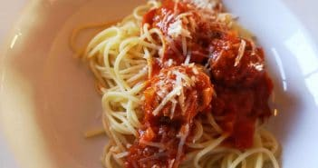 RdW: Meatballs à la Mamma Leone